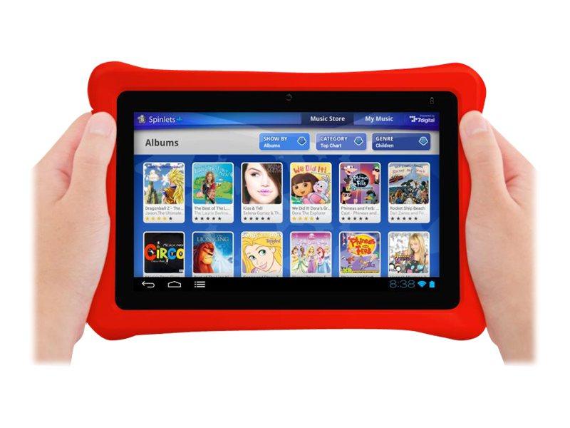 "Fuhu NABI 7"" Tablet w/ 1.3GHz Quad-core Nvidia Tegra 3 & Android 4.0 Ice Cream Sandwich"