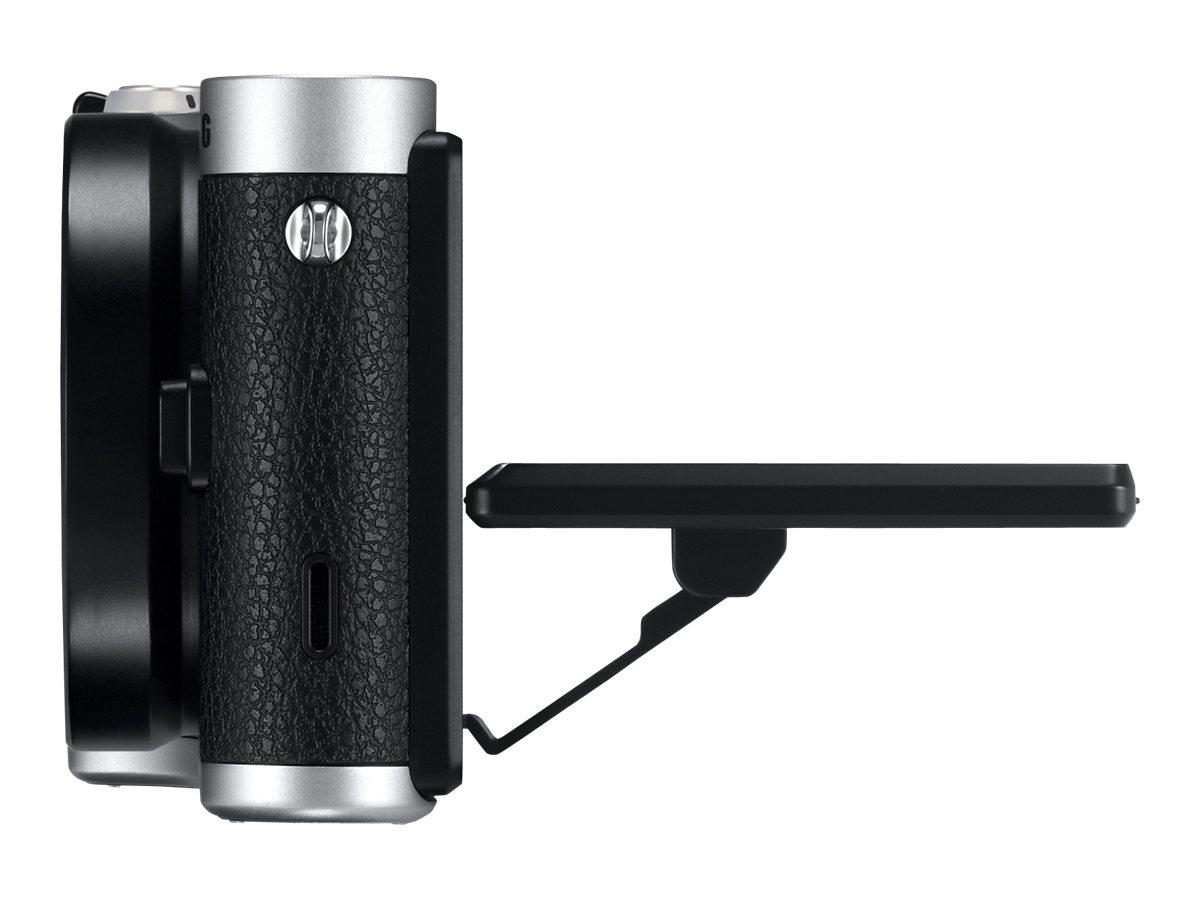 Samsung 20.3-Megapixel NX300 SMART Digital Camera Black