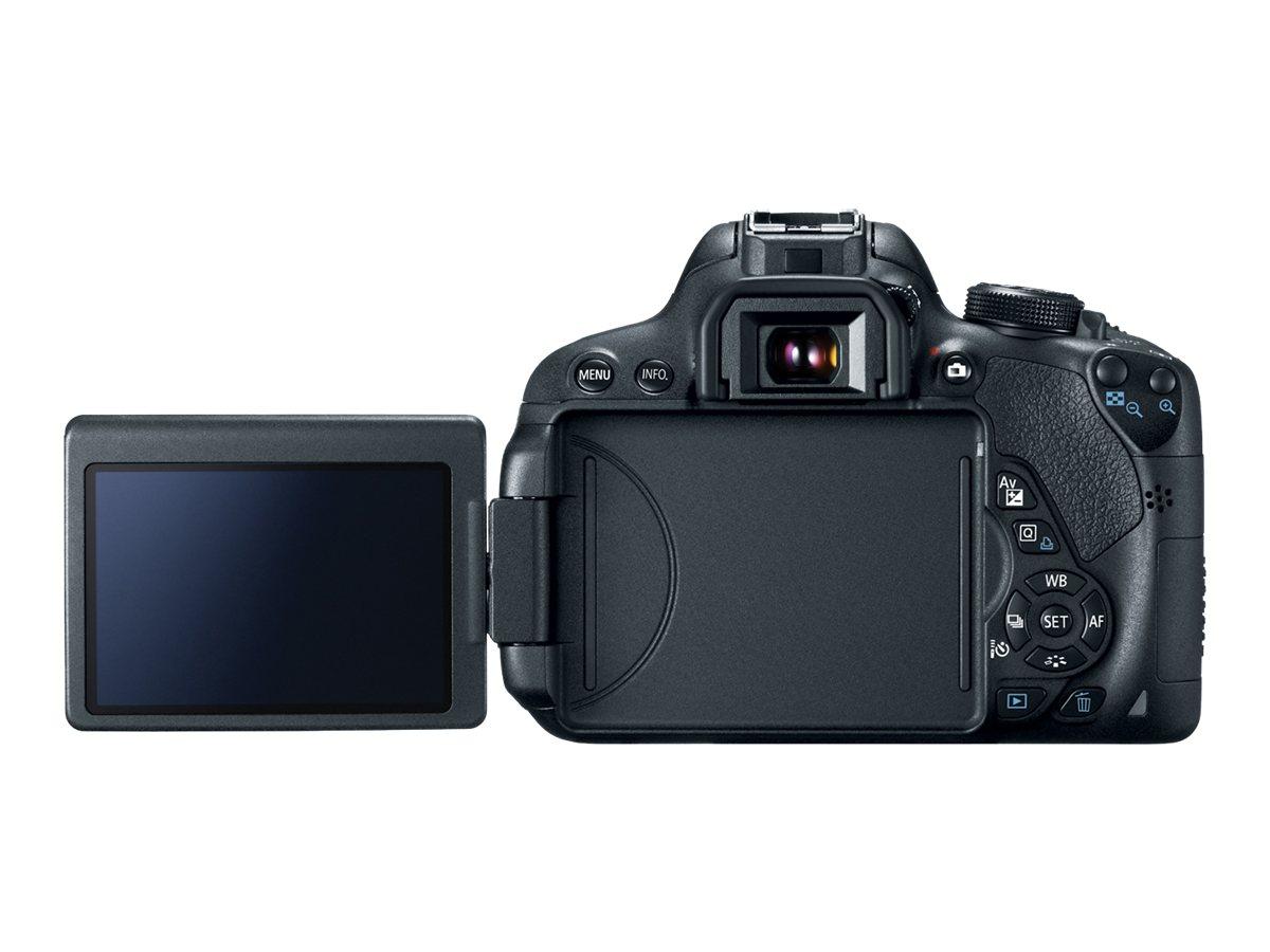 Canon 18-Megapixel EOS Rebel T5i Digital Camera with 18-55mm Lens Kit