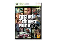 Take 2 Grand Theft Auto IV (Xbox 360)