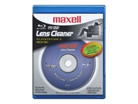 Maxell HD DVD & Blue-ray Disc Lens Cleaner