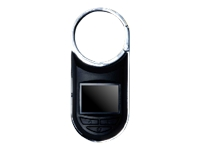 Smartparts 1 in. Digital Picture Frame Keychain