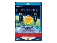 Belkin HDMI™ Cable / Planet Earth Blu-ray Disc™ Bundle