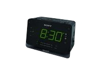 Sony AM/FM Clock Radio ICF-C414