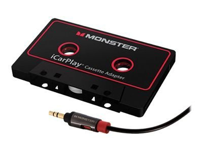 Monster Cable iCarPlay™ Cassette Adapter 800 for iPod® and iPhone™