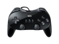 Nintendo Wii Classic Controller Pro - Black