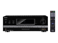 Sony 7.1 Channel Blu-Ray Disc™ A/V Receiver