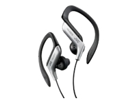 JVC Sports Clip Headphones HA-EB75 Silver