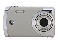 GE CREATE by Jason Wu 12.0 Megapixel 3X Optical Zoom Digital Camera - Gray Leather