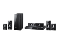 Samsung 5.1 Ch 3D Blu-ray Home Theater System