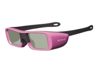 Sony 3D Active Glasses - Pink
