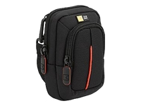 Case Logic Compact Camera Case with Storage- Black