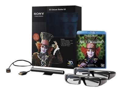 Sony ® 3D Accessory Bundle