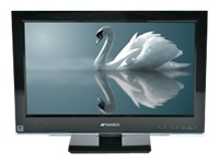 "Sansui 19"" Widescreen LED/DVD Player Combo 1080p HDTV"