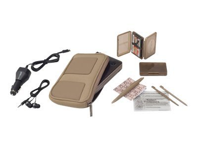 PowerA Starter Kit for Nintendo DSi XL - Bronze