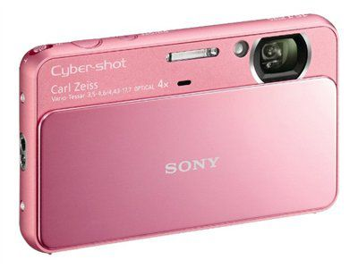 Sony Cyber-shot® Digital Camera T110- Pink