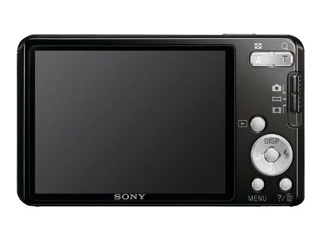Sony Cyber-shot® Digital Camera W560- Black