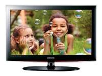 """Samsung 32"""" Class 720p 60Hz LCD HDTV - LN32D450"""