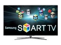 """Samsung 55"""" Class 1080p 240Hz 3D LED Smart HDTV - UN55D7000"""
