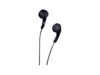JVC Black Gumy Earbud Headphone HAF150B