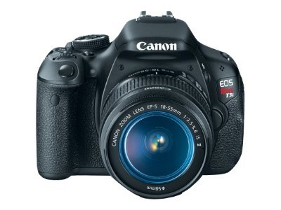 Canon EOS Rebel T3i 18-55mm IS II Digital SLR Camera Kit