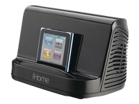 iHOME iDM16 Portable Stereo Speaker System for iPad, iPod and MP3 Players