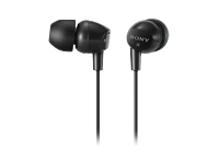 Sony Earbud Headphones MDR-EX10LP/BLK