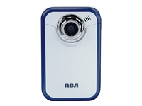 RCA Digital Camcorder (Blue)