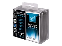 Bell'O 50 Pack of Extra Large Size Screen Cleaner Wipes