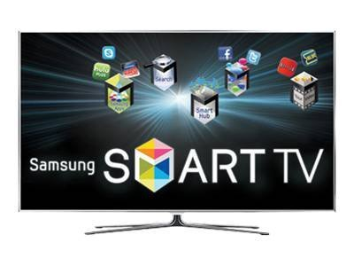 "Samsung 60"" Class 3D LED HDTV with 1080p resolution"