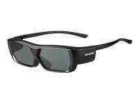Sharp Active Shutter 3D Glasses AN-3DG20B