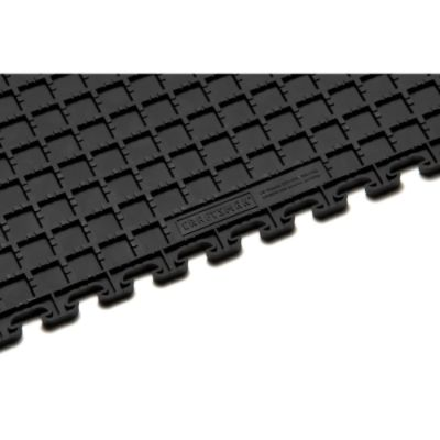 Craftsman Black PVC Multi-Purpose Raised Coin Garage Flooring