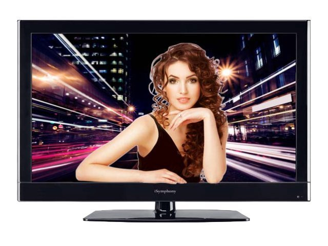 "iSymphony Refurbished 40"" 1080p LCD TV"