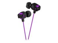 JVC Xtreme Xplosive Inner Ear Headphones - Violet HAFX101V