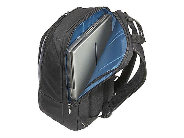 """Case Logic 17"""" Black Notebook Backpack - VNB-217BLACK"""