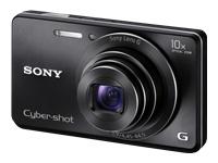 Sony DSC-W690 Cyber-Shot® Digital Camera - Black
