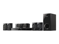 Panasonic Full HD 3D Blu-ray Disc™ Home Theater SC-BTT190