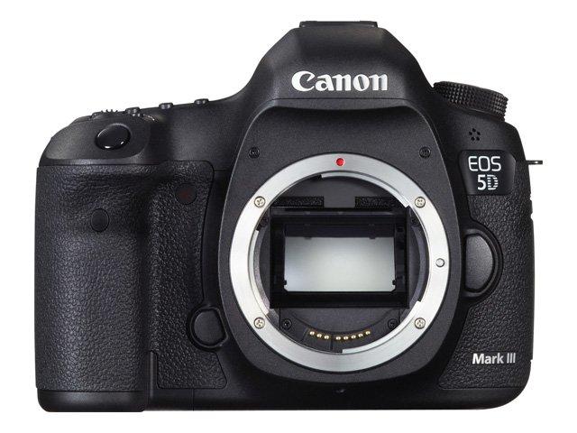 Canon EOS 5D Mark III 22.3-Megapixel Digital Camera