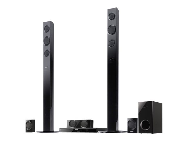 Panasonic Full HD 3D Blu-ray Disc™ Home Theater SC-BTT195