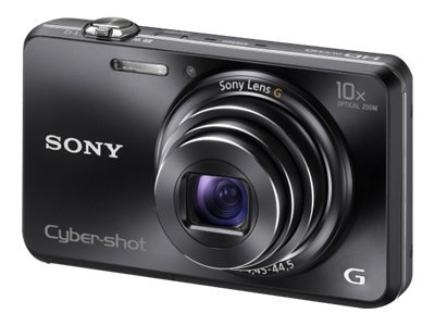 Sony DSC-WX150 Cyber-Shot® Digital Camera - Black