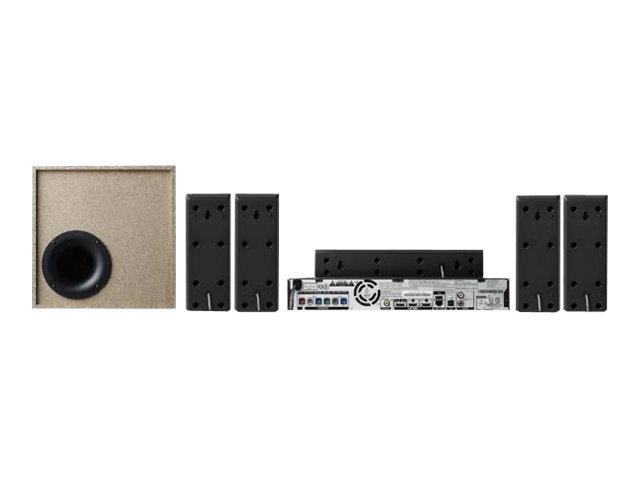 Sony Smart 3D Blu-ray Disc Home Theater System - BDV-E280