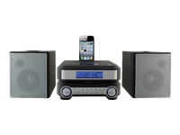 iLive CD Home Music System for IPod and IPhone