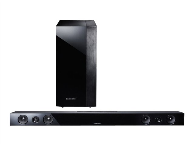 "Samsung 40"" AudioBar w/ Wireless Subwoofer HW-E450"