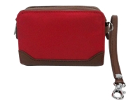 Alphaline™ Camera Bag- Red