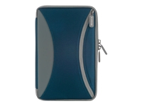 M-EDGE Latitude Case for Nook Color, Nook Tablet - Navy Blue