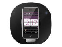 iLuv App Station™ Portable/Desktop Stereo Speakers With iPod®/iPhone® Dock - IMM190