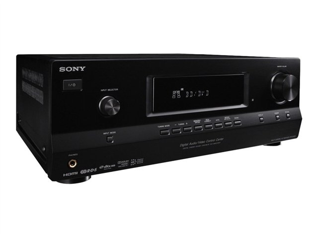 Sony 7.1 Channel 3D AV Receiver