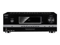 Sony 5.1 Channel Blu-Ray Disc™ A/V Receiver