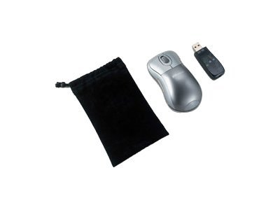 Targus Mouse, Wireless Optical Mini-Mouse