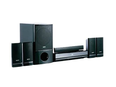 Sony 5.1 Channel Blu-ray Disc™ 1080p Upconverting Home Theater System